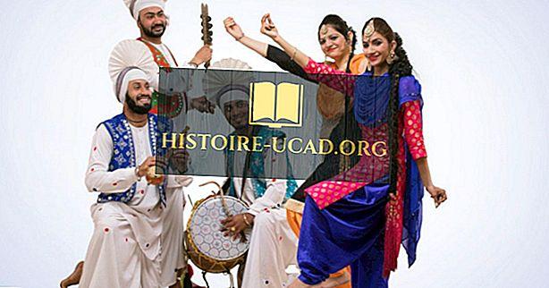 Co je Bhangra Dance Paňdžábu?
