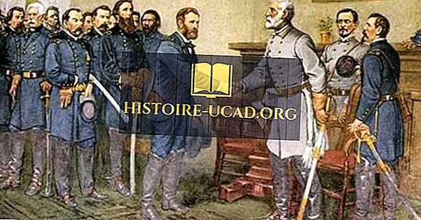 общество - Битва при Аппоматтокс Корт Хаус - Гражданская война в США