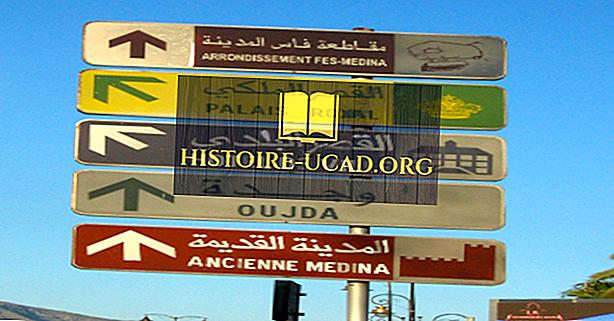 Milyen beszédeket beszélnek Marokkóban?