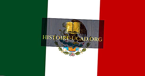 Что означают цвета мексиканского флага?