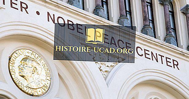 Списък на жените лауреати на Нобелова награда