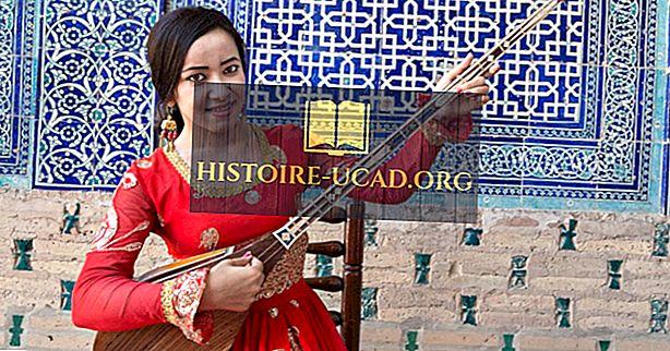 Etnične skupine v Uzbekistanu