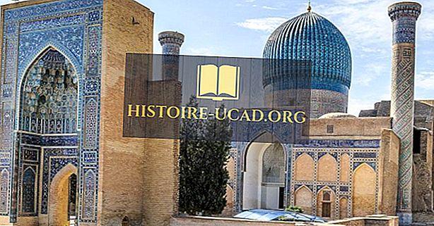 Náboženské víry v Uzbekistánu