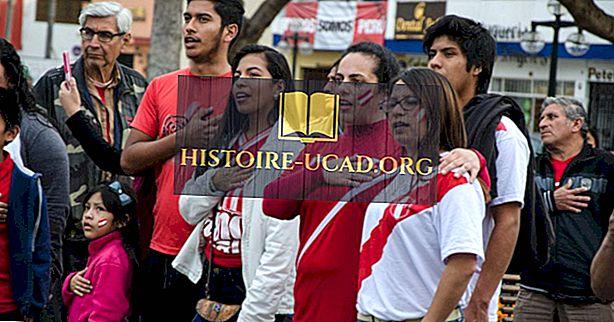 Peruánští lidé - kultury po celém světě