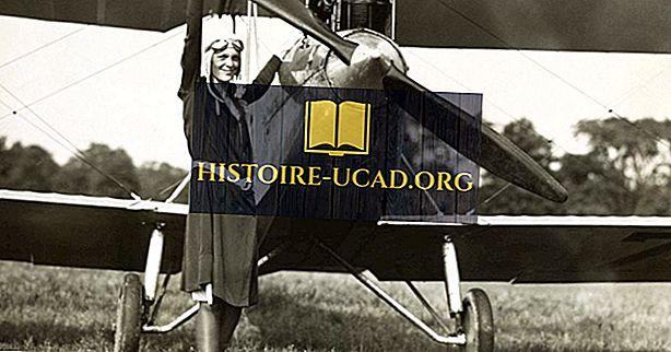 Amelia Earhart - Những nhà thám hiểm nổi tiếng của thế giới
