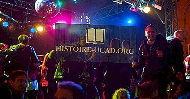 Kas bija diskotēku mūzika un kur tas sākās?