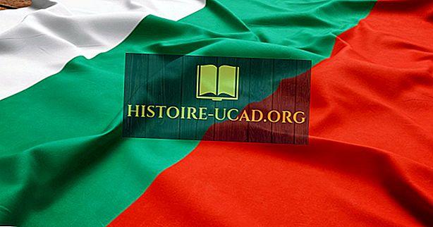Jeziki, ki se govorijo v Bolgariji
