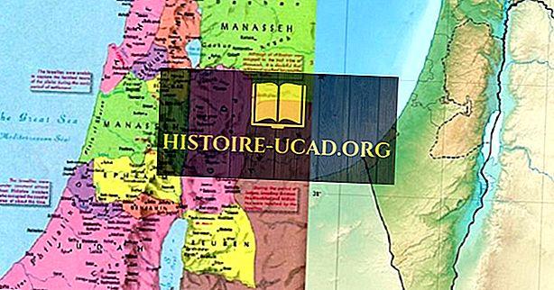 Co bylo dvanáct kmenů Izraele?