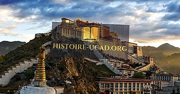티베트의 수도는 무엇입니까?
