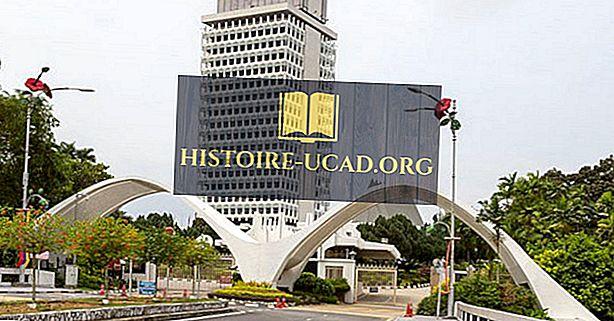 मलेशिया की राजधानी क्या है?
