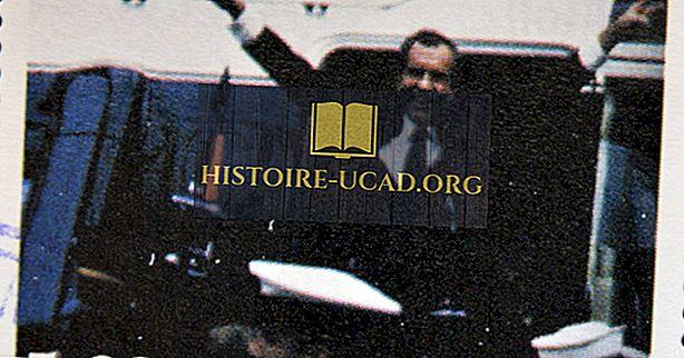 друштва - Рицхард Никон - амерички предсједници у повијести