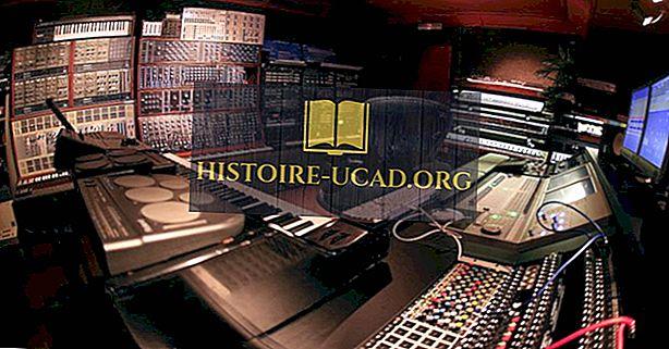 ¿De dónde viene la música techno?