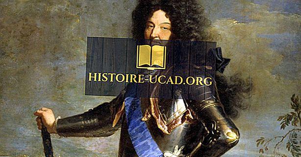 Louis XIV. Francija: svetovni voditelji v zgodovini