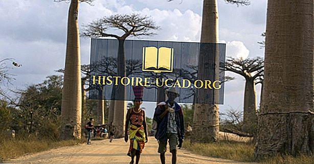 Groupes ethniques de Madagascar