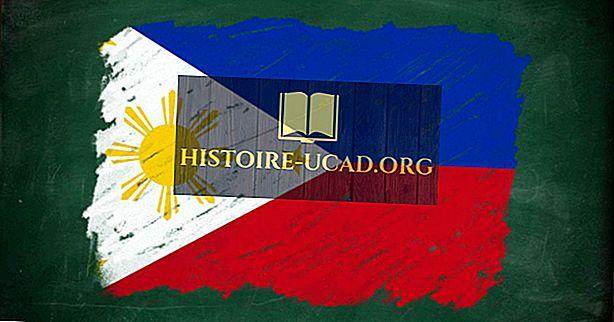 Welke talen worden er gesproken op de Filippijnen?
