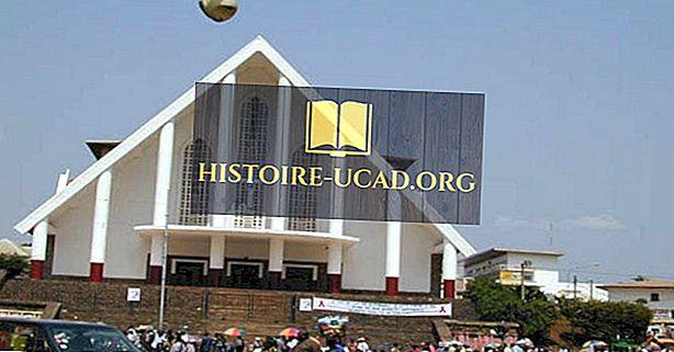 Keyakinan Agama Di Kamerun