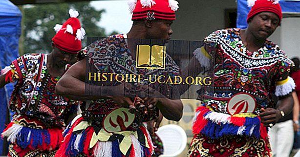 Cine sunt oamenii Ibo (Igbo)?