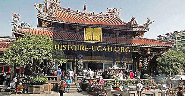 Náboženské víry na Tchaj-wanu