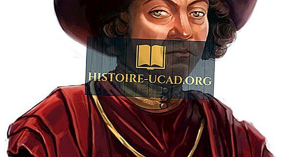 общество - Христофор Колумб - известные исследователи мира