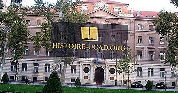Hvad er Kroatiens hovedstad?