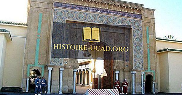 ما هي عاصمة المغرب؟