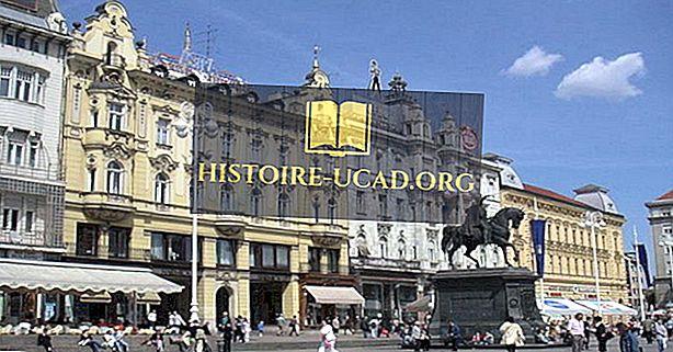 Най-големите градове в Хърватия