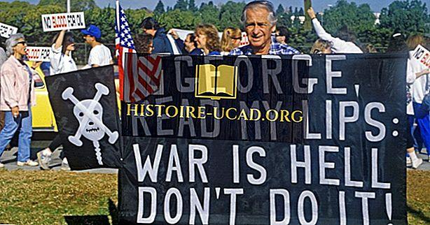 Mitkä Yhdysvaltain presidentit johtivat Yhdysvaltoja suurten sotiensa kautta?