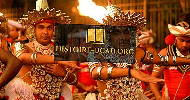 Sri Lanka etnilised rühmad