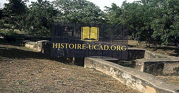 Ruiny Leon Viejo, Nikaragua
