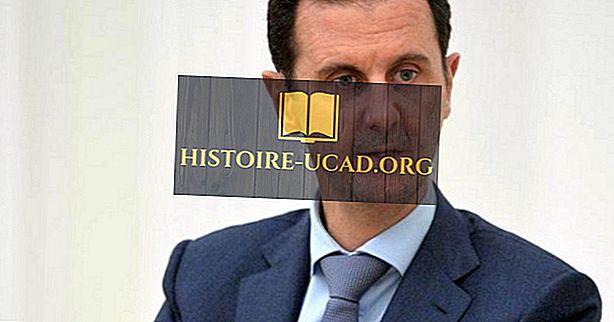 Bashar al-Assad - Sýrský prezident