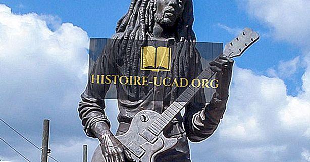 Od kod je prišel Reggae glasba?