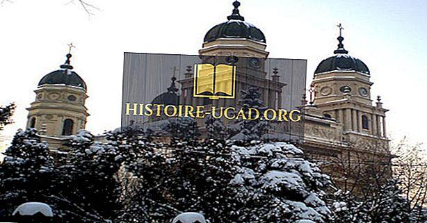 Religiöse Überzeugungen in Rumänien
