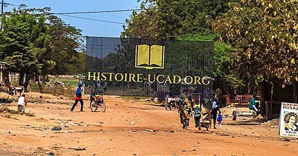 Највеће етничке групе у Буркини Фасо