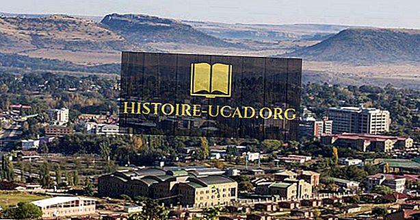 Kota Terbesar Di Lesotho
