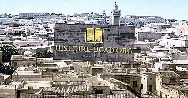 Lielākās pilsētas Tunisijā