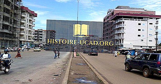 Les plus grandes villes de Guinée