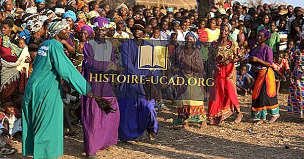 Etnische groepen van Malawi