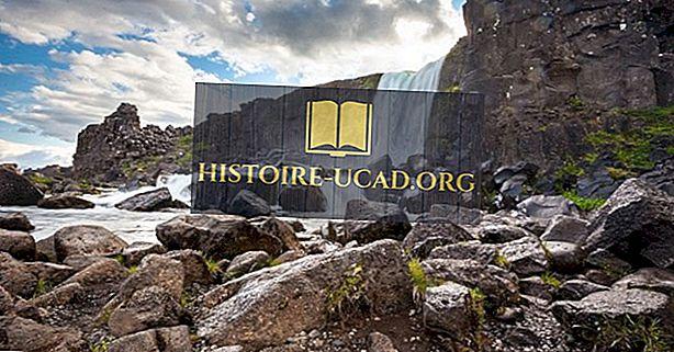 Thingvellir - rojstni kraj islandske demokracije