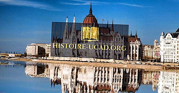 أكبر المدن في المجر