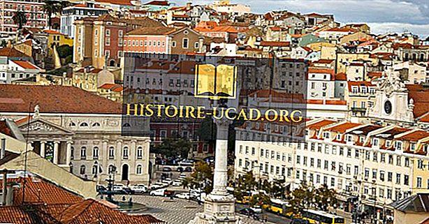 पुर्तगाल में सबसे बड़े शहर