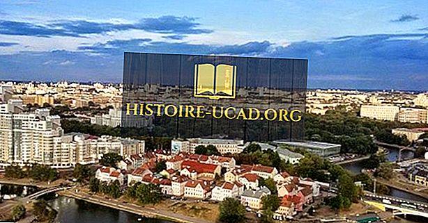 เมืองที่ใหญ่ที่สุดในเบลารุส