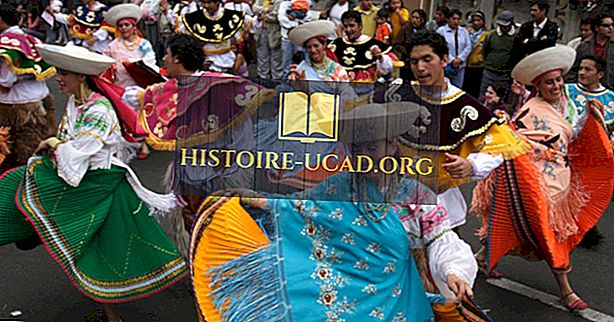 Етнически групи на Еквадор