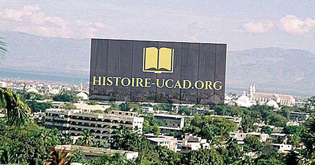 हैती में सबसे बड़े शहर