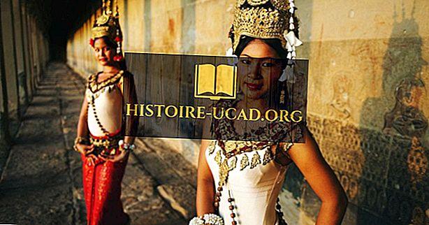 Etnične skupine v Kambodži