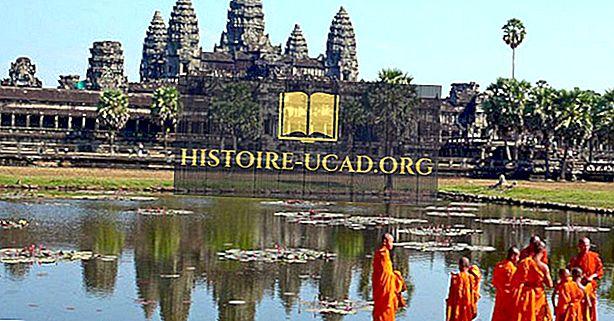 कंबोडिया में धार्मिक विश्वास