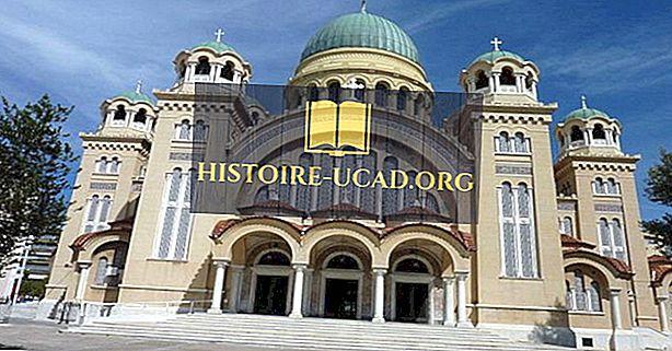 Religiöse Überzeugungen in Griechenland