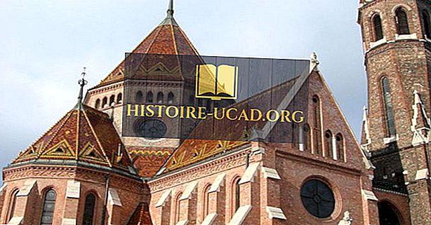 Religieuze overtuigingen in Hongarije