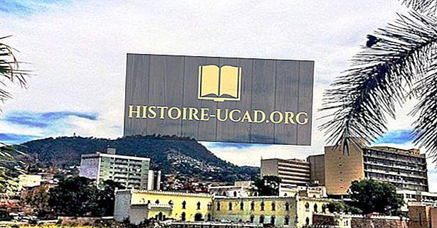 Honduras'taki En Büyük Şehirler