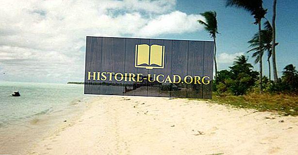 Kiribati legnagyobb városai és városai