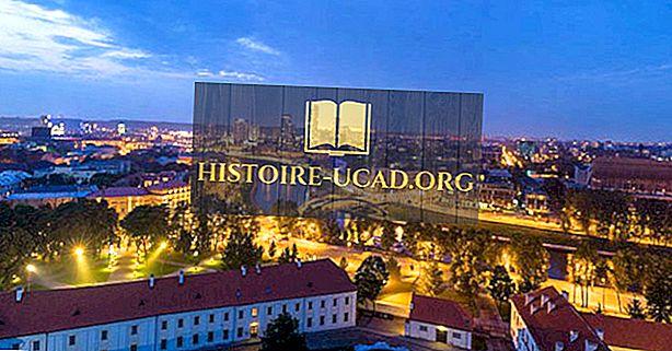 Най-големите градове в Литва
